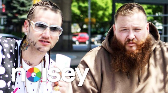 Action Bronson – Strictly 4 My Jeeps Video