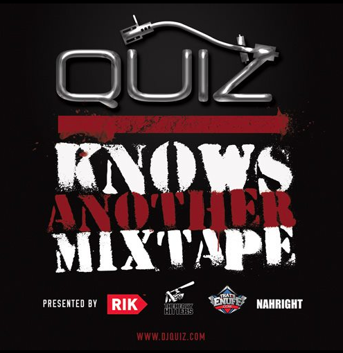DJ QUiz Knows another Mixtape -2103