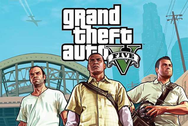 GTA V [Gameplay Footage]