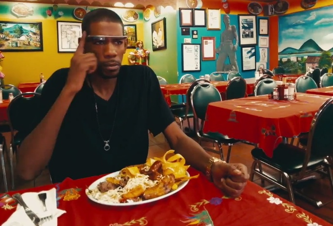 "Young Guru ""Google Glasses"" [Commercial]"