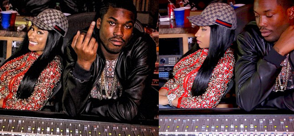 "Nicki Minaj Feat Meek Mill ""Big Daddy"" [New Music]"