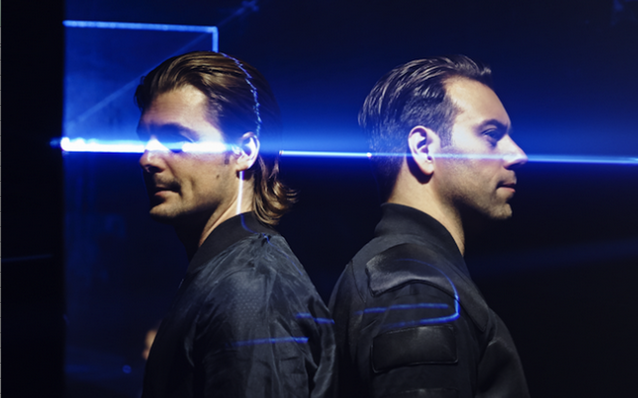 "Axwell /\ Ingrosso – New Track ""Something New"""