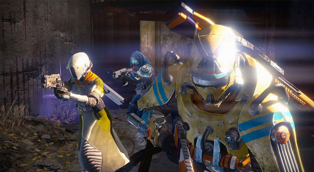 Destiny The Taken King Exotics Revealed!