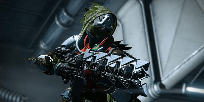 The Sleeper Simulant: Heavy Fusion Rifle