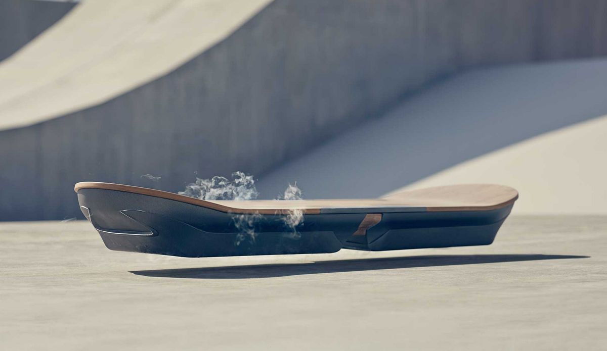 Lexus Hover board Details Revealed on Aug 5th