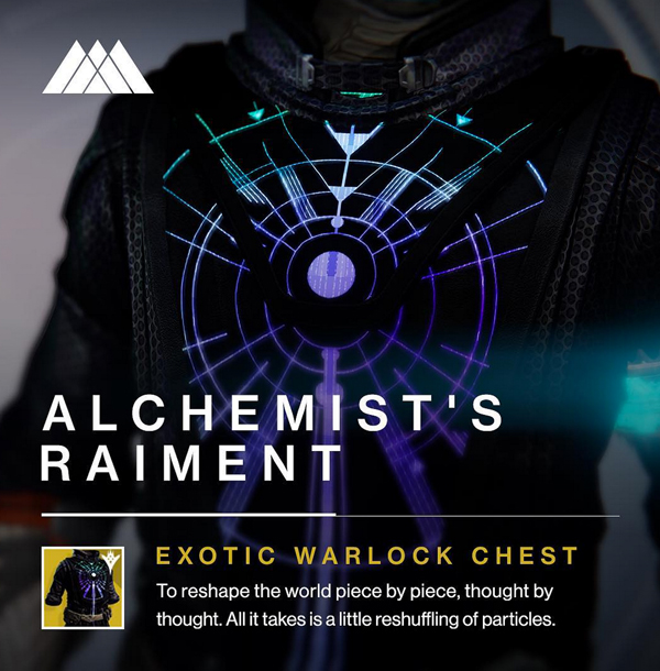 Alchemists-Raiment-warlock-chest-Destiny-The-Taken-King-Exotics