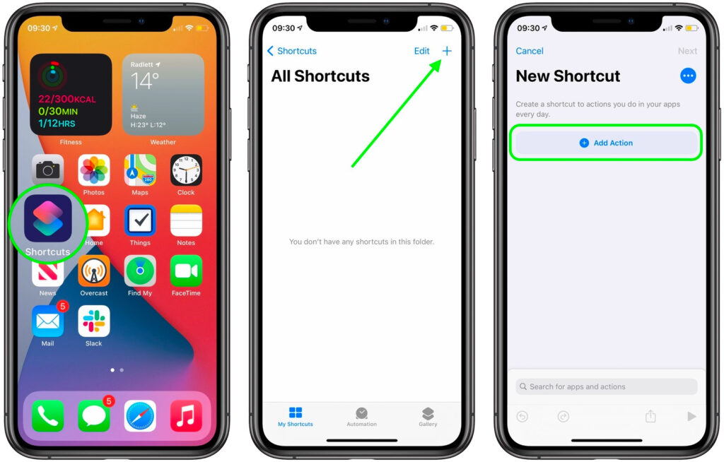 How to change ios 14 app icons